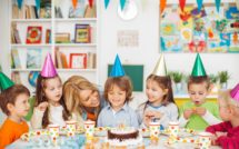 5-year-old birthday party